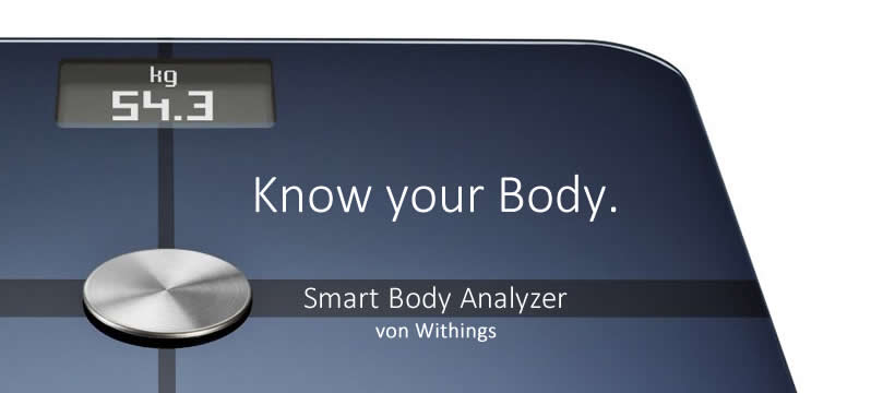 Smart Body Analyzer (WS-50)