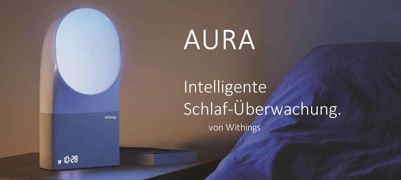 AURA - Intelligente Schlafüberwachung