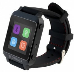 Technaxx Smart Watch TX-26 schwarz