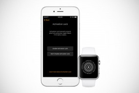 Apple Watch wird sicherer dank Activation Lock von iPhone und Co.