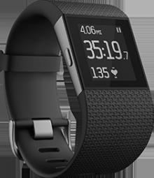 Erste Eindrücke zur Surge von Fitbit