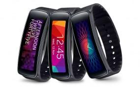 Samsung Gear FIT Fitness-Tracker