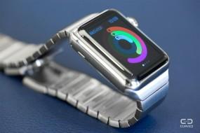 Lauftest: Apple Watch misst genauer als die Konkurrenz
