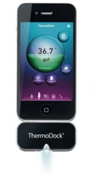 Medisana ThermoDock - Infrarot-Thermometer-Modul
